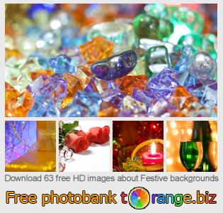 Image bank tOrange offers free photos from the section:  festive-backgrounds