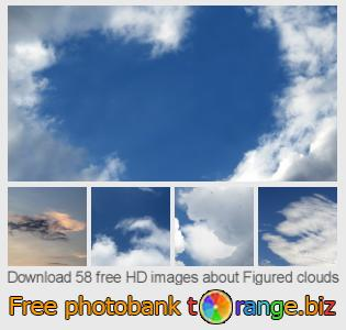 images free photo bank tOrange offers free photos from the section:  figured-clouds