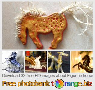 Image bank tOrange offers free photos from the section:  figurine-horse