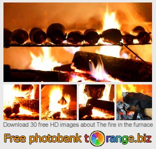 images free photo bank tOrange offers free photos from the section:  fire-furnace