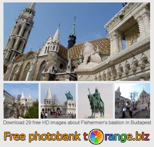 images free photo bank tOrange offers free photos from the section:  fishermens-bastion-budapest