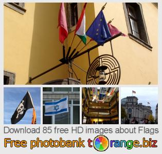 images free photo bank tOrange offers free photos from the section:  flags