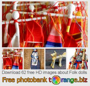 images free photo bank tOrange offers free photos from the section:  folk-dolls