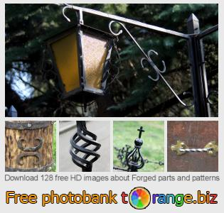 images free photo bank tOrange offers free photos from the section:  forged-parts-patterns