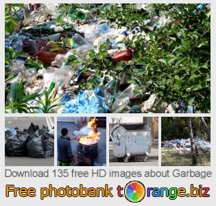 images free photo bank tOrange offers free photos from the section:  garbage