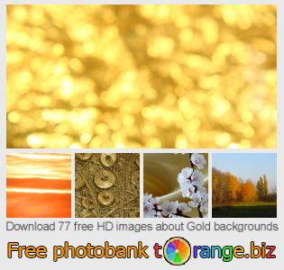Image bank tOrange offers free photos from the section:  gold-backgrounds