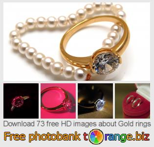 images free photo bank tOrange offers free photos from the section:  gold-rings