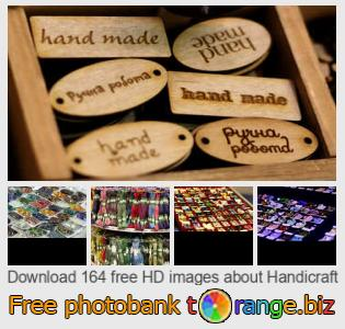 Image bank tOrange offers free photos from the section:  handicraft