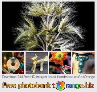 Image bank tOrange offers free photos from the section:  handmade-crafts-torange