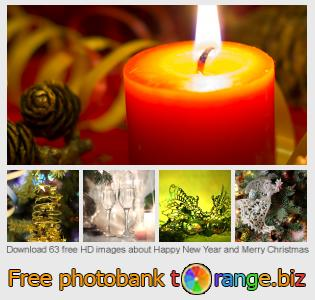 Image bank tOrange offers free photos from the section:  happy-new-year-merry-christmas