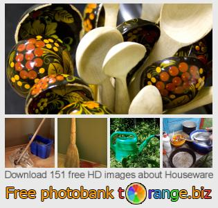 Image bank tOrange offers free photos from the section:  houseware