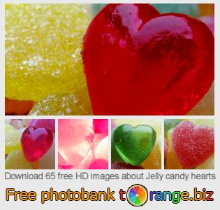 images free photo bank tOrange offers free photos from the section:  jelly-candy-hearts