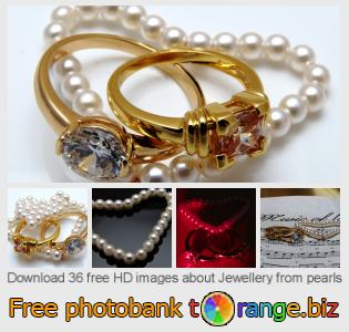 Image bank tOrange offers free photos from the section:  jewellery-pearls