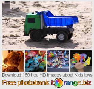 Image bank tOrange offers free photos from the section:  kids-toys