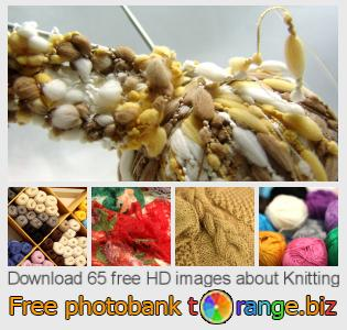 images free photo bank tOrange offers free photos from the section:  knitting