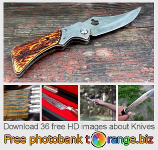 images free photo bank tOrange offers free photos from the section:  knives