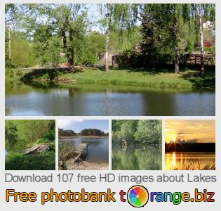 images free photo bank tOrange offers free photos from the section:  lakes