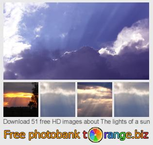 images free photo bank tOrange offers free photos from the section:  lights-sun