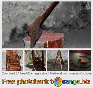 images free photo bank tOrange offers free photos from the section:  medieval-instruments-torture