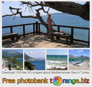 images free photo bank tOrange offers free photos from the section:  mediterranean-sea-turkey
