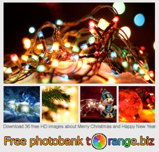 Image bank tOrange offers free photos from the section:  merry-christmas-happy-new-year