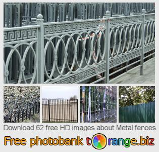 images free photo bank tOrange offers free photos from the section:  metal-fences
