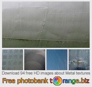 Image bank tOrange offers free photos from the section:  metal-textures