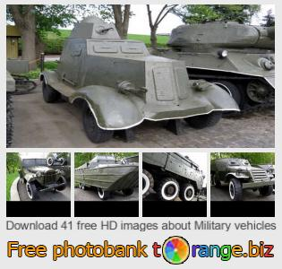 images free photo bank tOrange offers free photos from the section:  military-vehicles