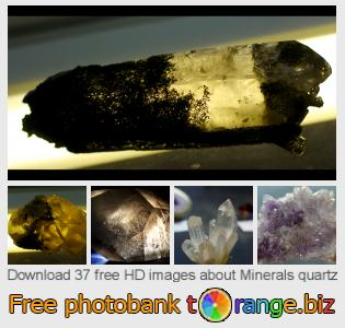 Image bank tOrange offers free photos from the section:  minerals-quartz