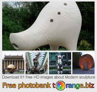 images free photo bank tOrange offers free photos from the section:  modern-sculpture
