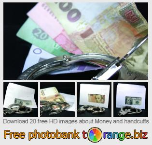 images free photo bank tOrange offers free photos from the section:  money-handcuffs
