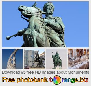 images free photo bank tOrange offers free photos from the section:  monuments