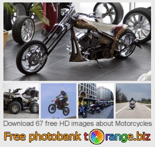 images free photo bank tOrange offers free photos from the section:  motorcycles