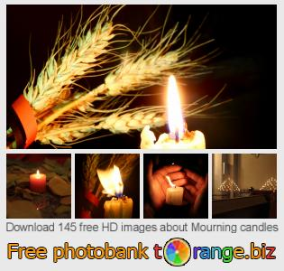 images free photo bank tOrange offers free photos from the section:  mourning-candles