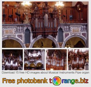 images free photo bank tOrange offers free photos from the section:  musical-instruments-pipe-organ