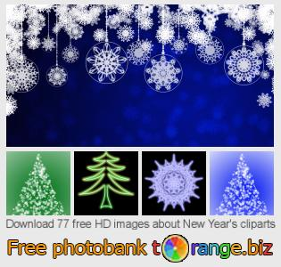 images free photo bank tOrange offers free photos from the section:  new-years-cliparts
