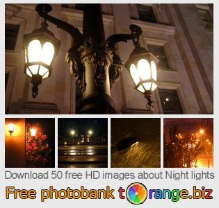 images free photo bank tOrange offers free photos from the section:  night-lights