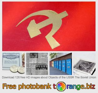 Image bank tOrange offers free photos from the section:  objects-ussr-soviet-union