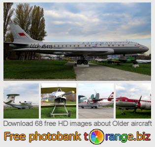 images free photo bank tOrange offers free photos from the section:  older-aircraft