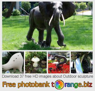 images free photo bank tOrange offers free photos from the section:  outdoor-sculpture