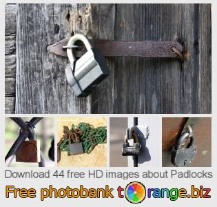 Image bank tOrange offers free photos from the section:  padlocks
