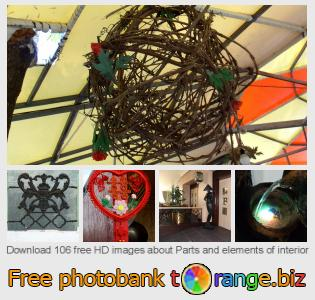 images free photo bank tOrange offers free photos from the section:  parts-elements-interior