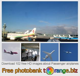 images free photo bank tOrange offers free photos from the section:  passenger-airplanes
