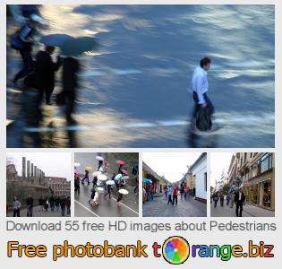 images free photo bank tOrange offers free photos from the section:  pedestrians