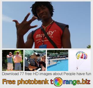 Image bank tOrange offers free photos from the section:  people-have-fun