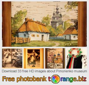 Image bank tOrange offers free photos from the section:  pimonenko-museum