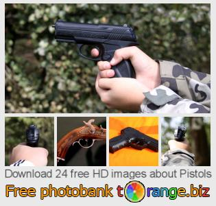 images free photo bank tOrange offers free photos from the section:  pistols