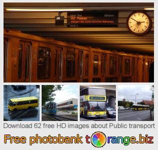 images free photo bank tOrange offers free photos from the section:  public-transport