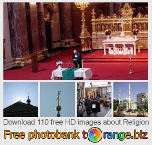 images free photo bank tOrange offers free photos from the section:  religion