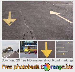 images free photo bank tOrange offers free photos from the section:  road-markings